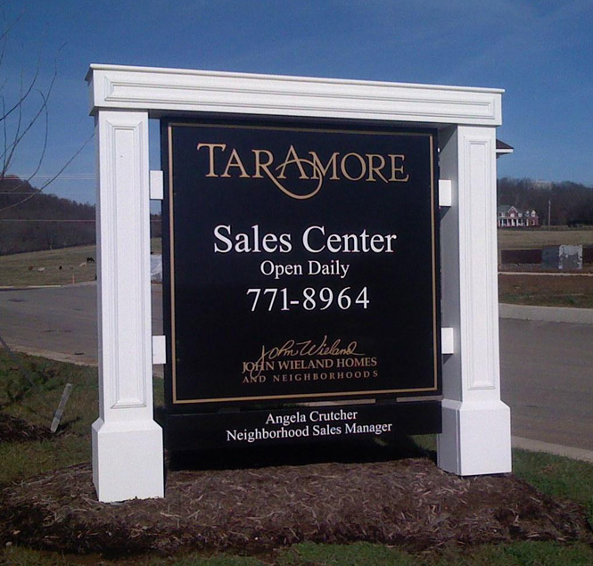 Taramore real estate sign
