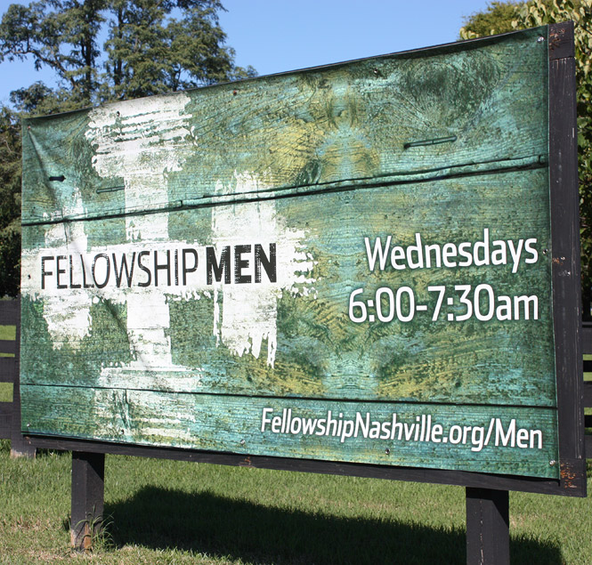 Fellowship Men banner